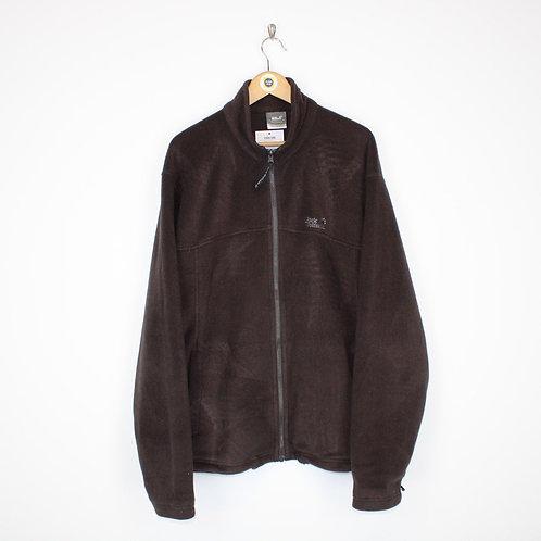 Vintage Jack Wolfskin Fleece Jacket XXL