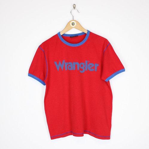 Vintage Wrangler T-Shirt Large
