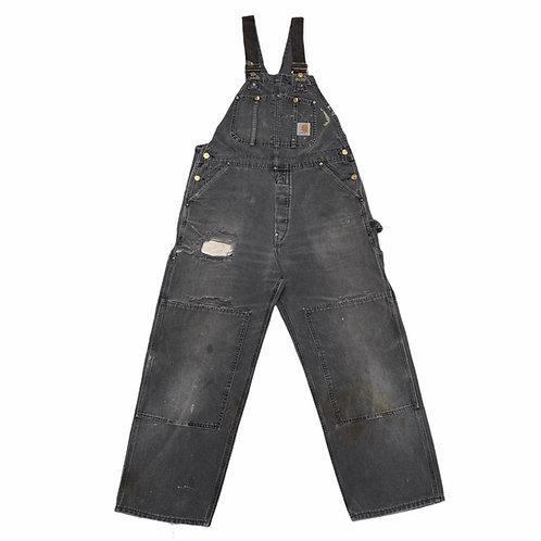 Vintage Carhartt Workwear Dungarees Large