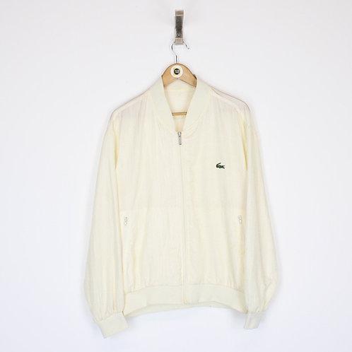 Vintage Lacoste Jacket Large