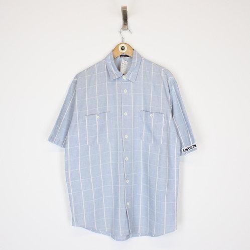 Vintage Armani Shirt Medium