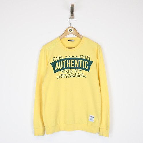 Vintage Kappa Sweatshirt Small