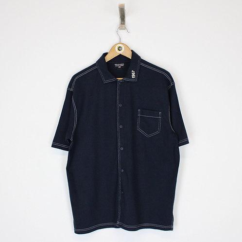 Vintage Polo Jeans Shirt Large