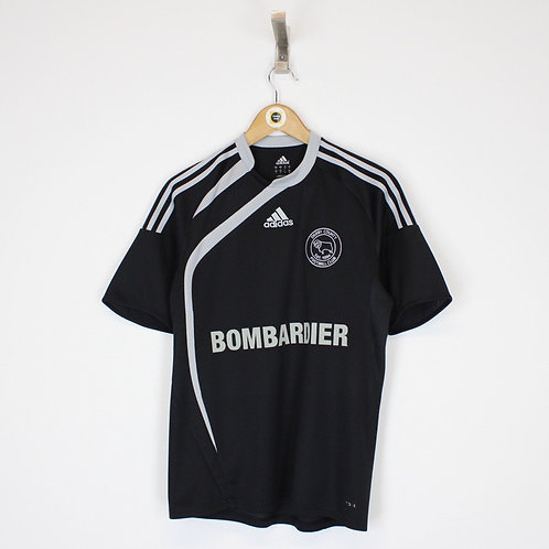 Vintage 2009/10 Derby County Football Shirt Small