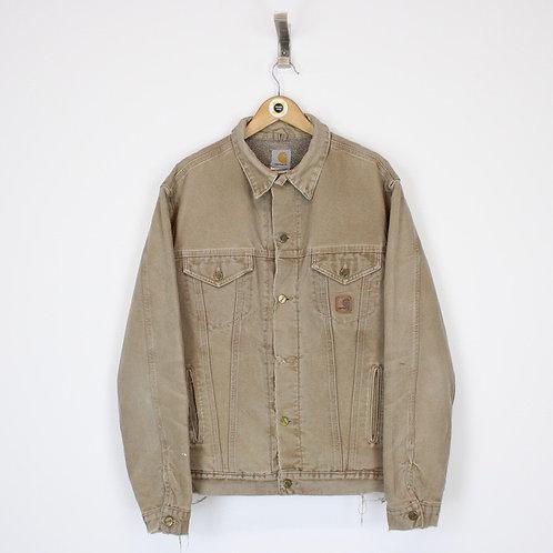 Vintage Carhartt Workwear Jacket Large