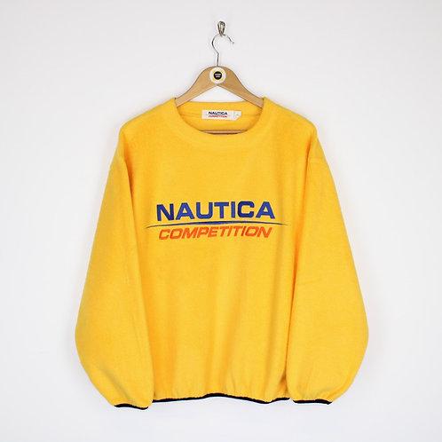 Vintage Nautica Competition Sweatshirt Small