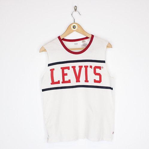 Vintage Levis Vest Small