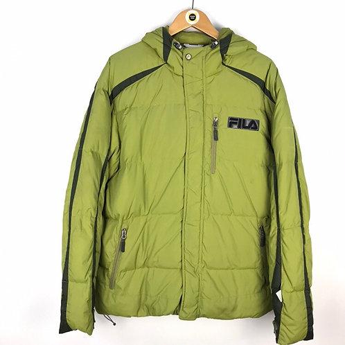 Vintage Fila Puffer Jacket XL