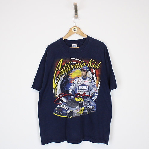 Vintage 2002 Nascar T-Shirt XXL