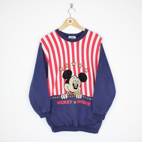 Vintage Disney Mickey Mouse Sweatshirt Large