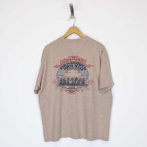 Vintage 2008 Harley Davidson T-Shirt XL