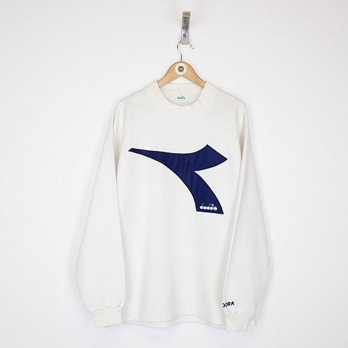 Vintage Diadora Sweatshirt XL