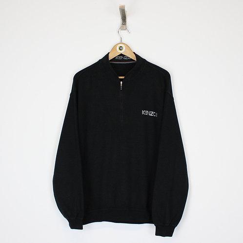 Vintage Kenzo Sweatshirt Medium