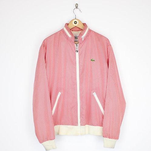 Vintage Lacoste Lightweight Jacket Medium