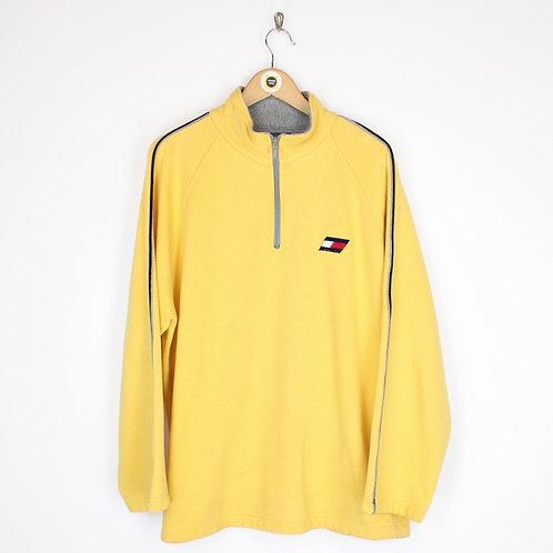 Vintage 90's Tommy Hilfiger Sweatshirt Large