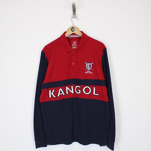 Vintage Kangool Rugby Shirt XL