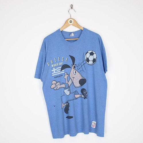 Vintage 1992 USA World Cup T-Shirt XL