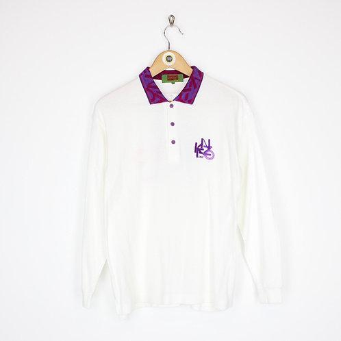 Vintage Kenzo Polo Shirt XS