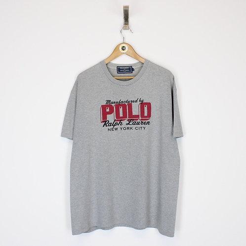 Vintage Polo Sport T-Shirt Large