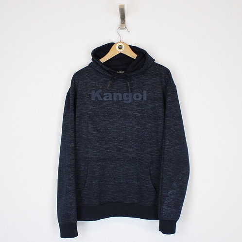Vintage Kangol Hoodie Medium