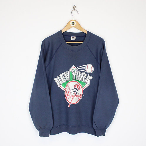 Vintage 1988 New York Yankees MLB  Sweatshirt Large