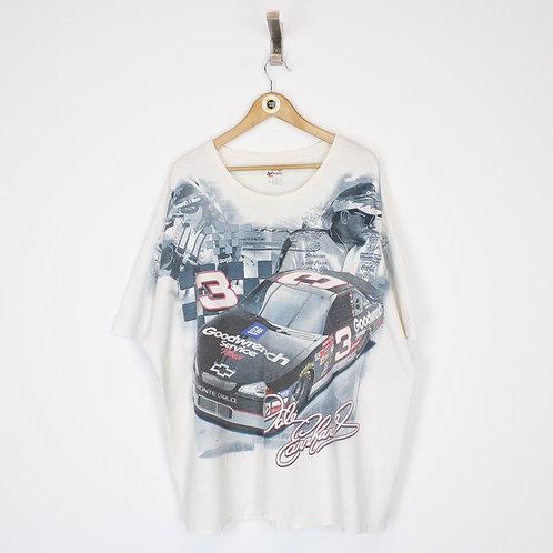 Vintage Nascar Dale Earnhardt T-Shirt XXL