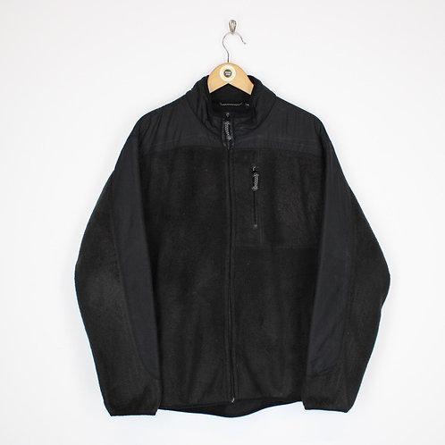Vintage Chaps Fleece Large