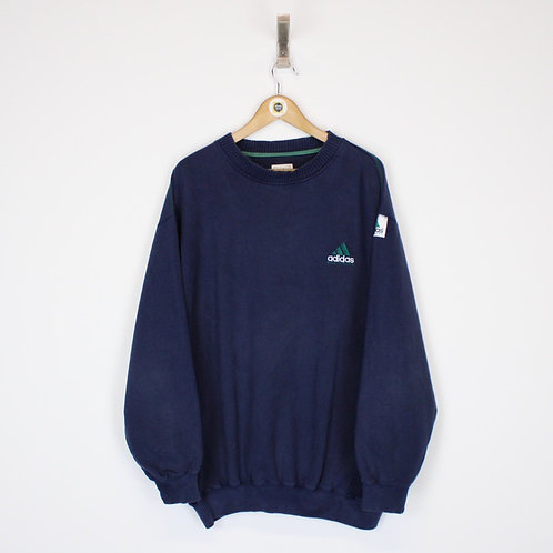 Vintage Adidas Equipment Sweatshirt XXL