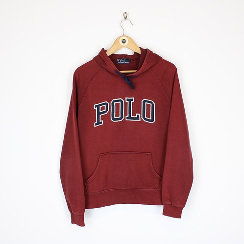 Vintage Polo Ralph Lauren Hoodie Medium