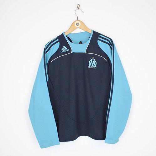 Vintage Adidas Marseille Sweatshirt Small