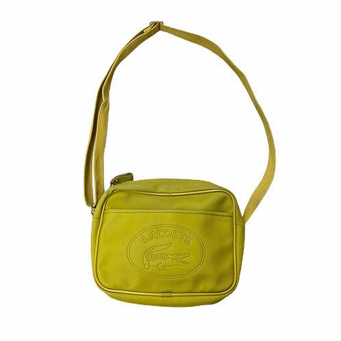 Vintage Lacoste Shoulder Bag