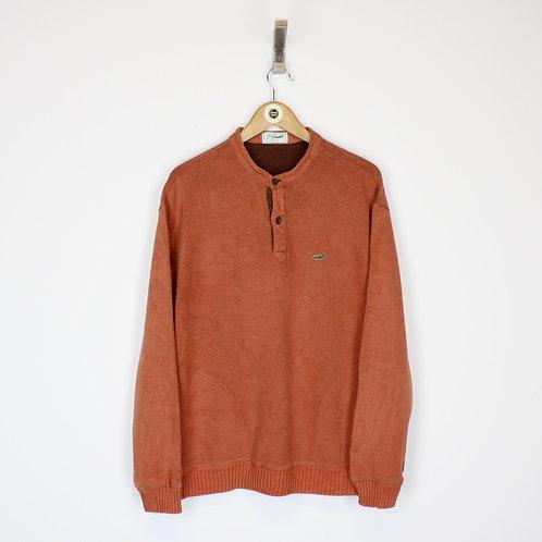 Vintage Crocodile Sweatshirt Large