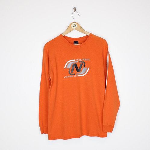 Vintage Nautica T-Shirt Small
