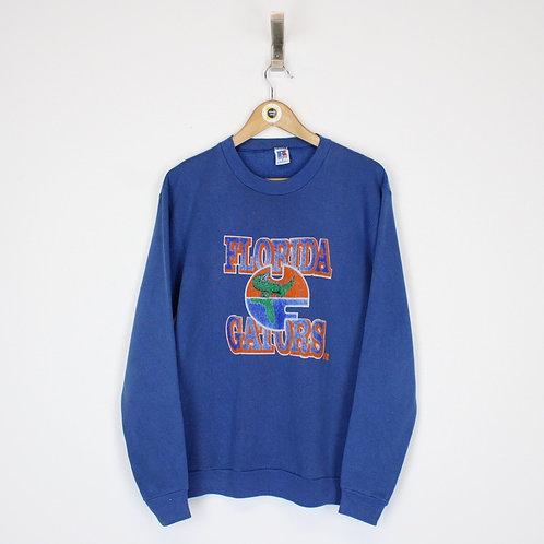 Vintage Florida Gators NFL Sweatshirt Medium