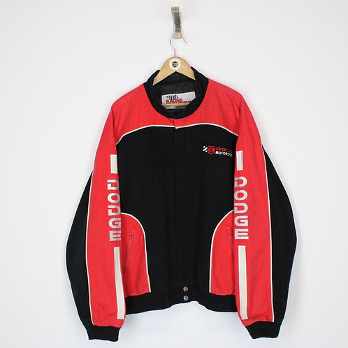 Vintage Nascar Jacket  XL
