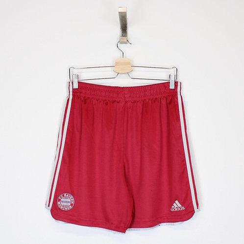 Vintage Adidas Bayern Munich Football Shorts XL