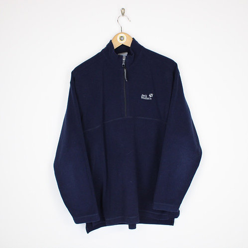 Vintage Jack Wolfskin Fleece Large