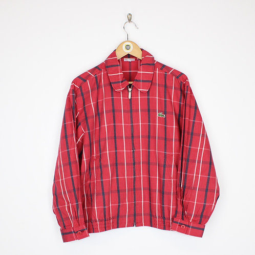 Vintage Lacoste Harrington Jacket Small
