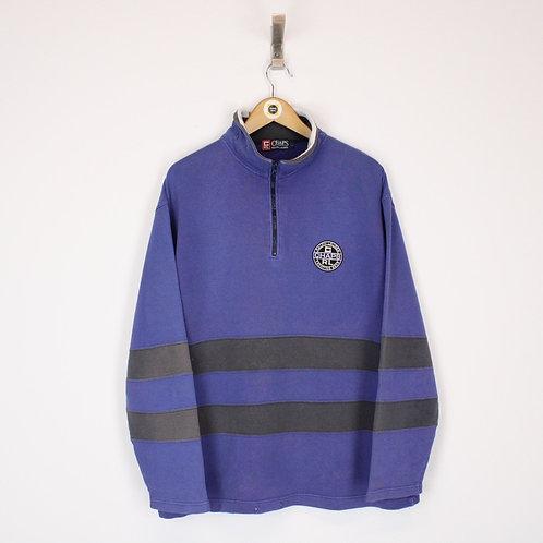 Vintage Chaps Ralph Lauren Sweatshirt Large