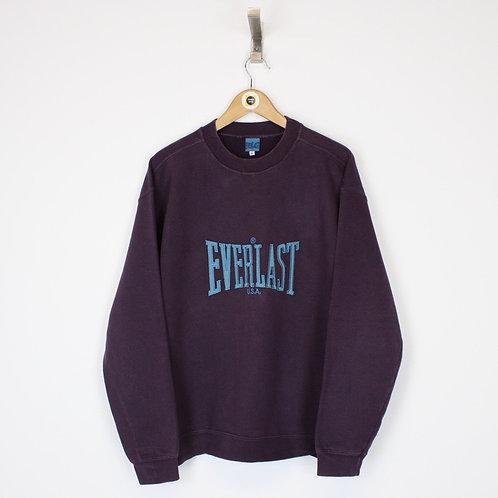 Vintage Everlast Sweatshirt XL