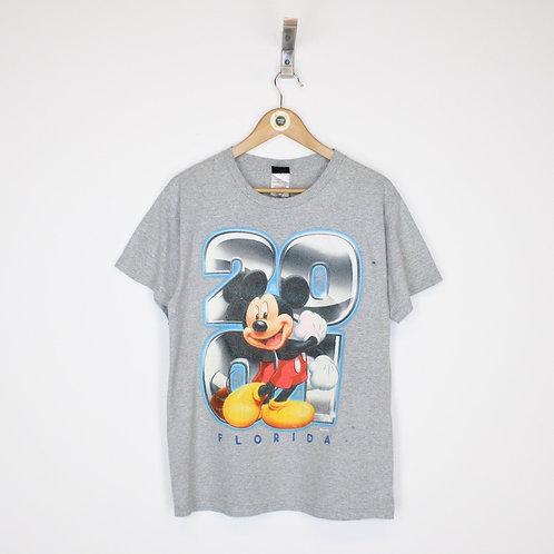 Vintage 2001 Disney T-Shirt Medium