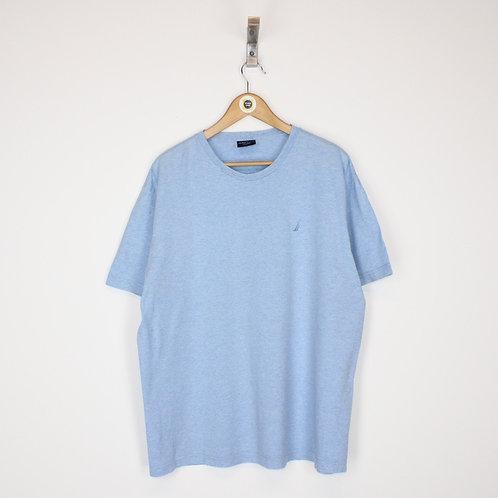 Vintage Nautica T-Shirt Large