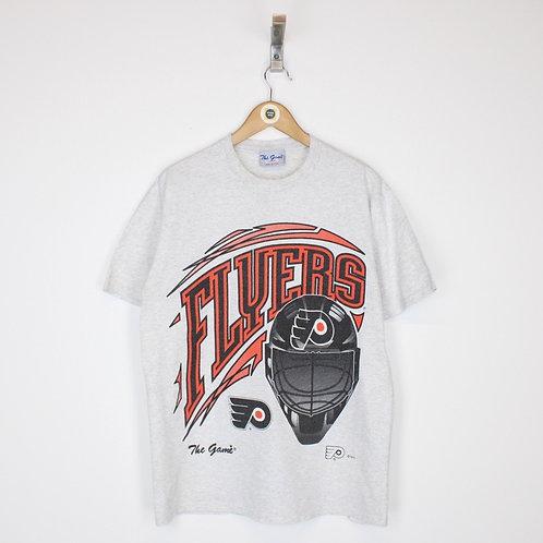 Vintage NHL Philadelphia Flyers T-Shirt Large
