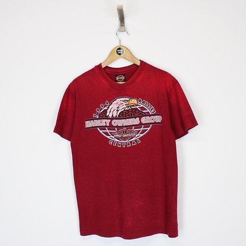 Vintage 1994 Harley Davidson T-Shirt Medium