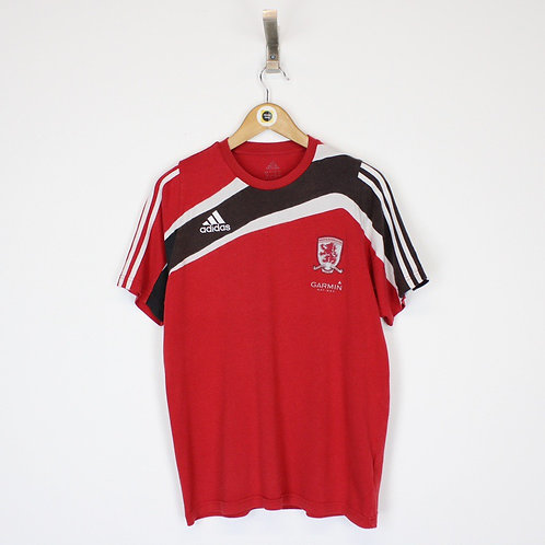Vintage Middlesbrough Football T-Shirt Small