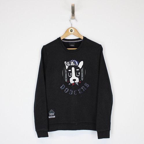 Vintage LA Dodgers MLB Sweatshirt Medium