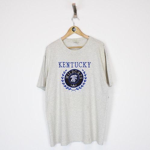 Vintage Kentucky Wildcats T-Shirt XL