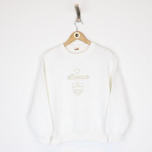 Vintage Ellesse Sweatshirt Medium