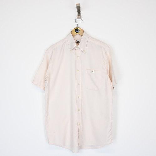 Vintage Lacoste Shirt Large