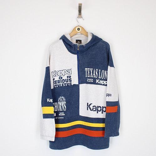 Vintage Kappa Hoodie Large